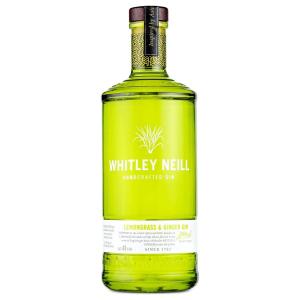 Whitley Neill Lemongrass Ginger Gin