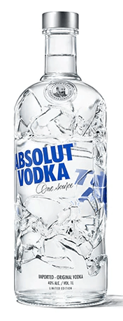 Absolut Recycled Vodka