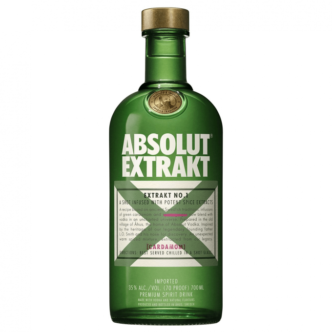 Absolut Extrakt No. 1 Vodka