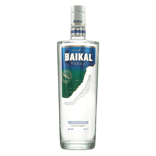 Baikal Vodka 1 Liter