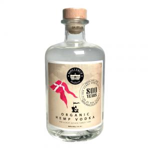 Møllerup Gods Organic Hemp Vodka