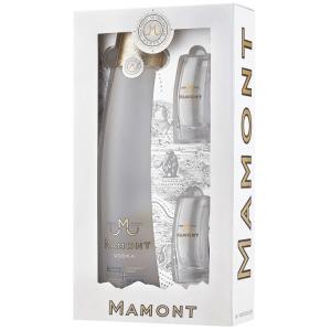 Mamont Vodka Gaveæske
