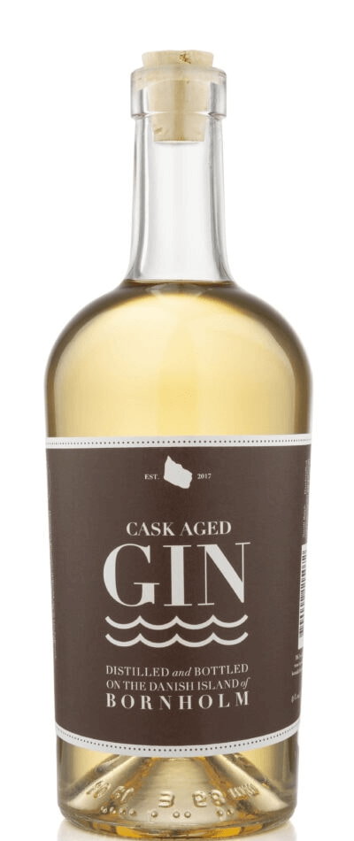 Premium Cask Aged Gin