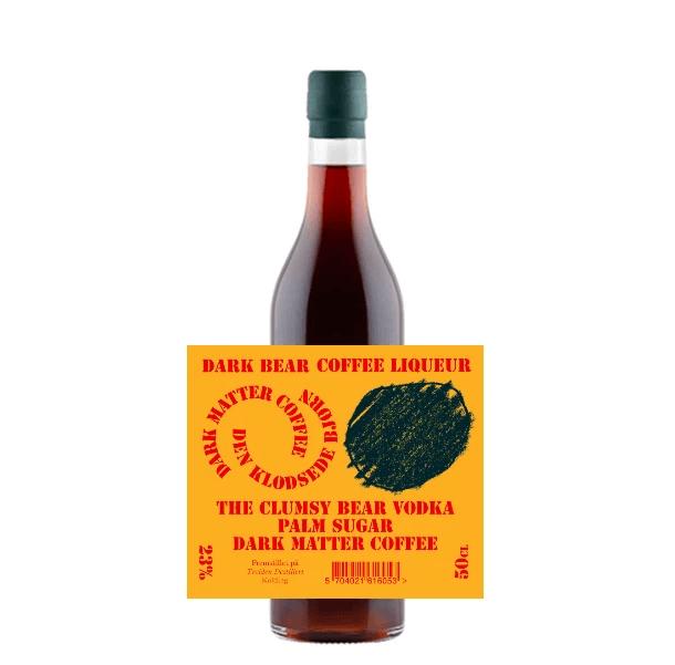 Dark Bear Coffe Liqueur