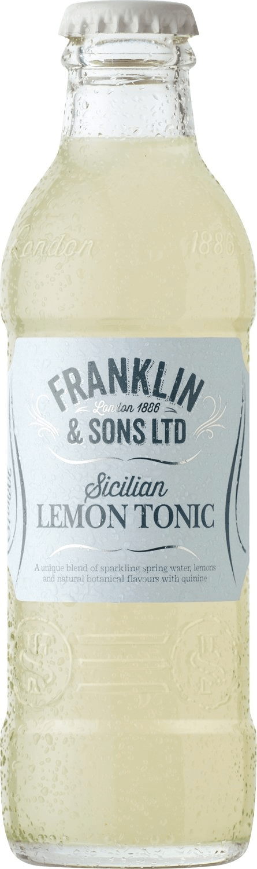 Franklin & Sons Lemon Tonic