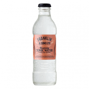 Franklin & Sons Rosemary Black Olive Tonic
