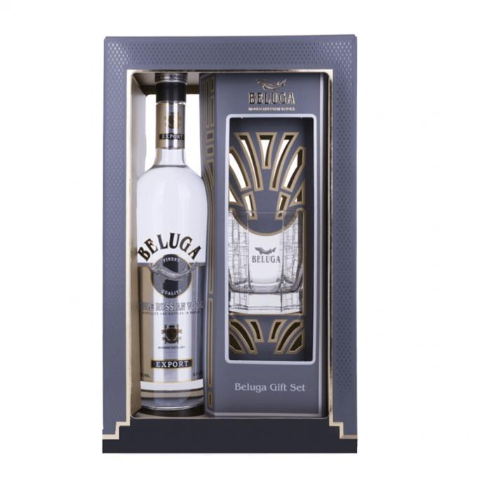 Beluga Vodka Gaveæske