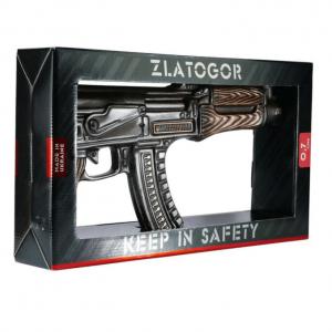 Zlatogor AK-47 Vodka 0,7 Liter