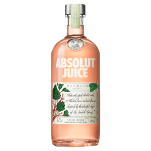 Absolut Juice Rhubarb Edition