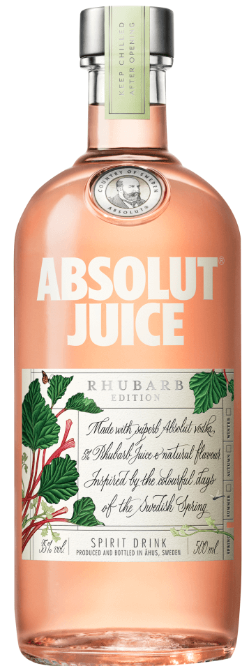 Absolut Rhubarb Vodka