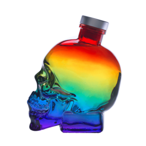 Crystal Head Rainbow Vodka