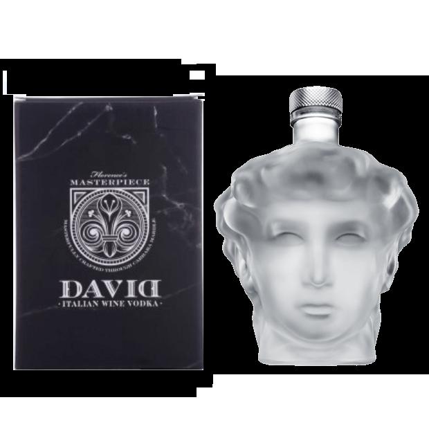David Vodka i Gaveæske