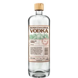 Koskenkorva Lemon Lime Vodka