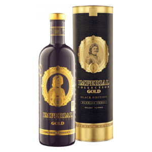 Imperial Collection Gold Black Edition Vodka