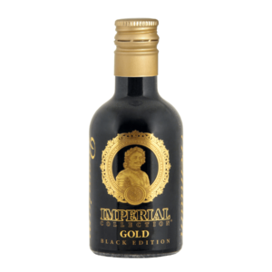 Imperial Collection Gold Black Miniaturevodka