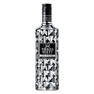 Three Sixty 50% Diamond Vodka