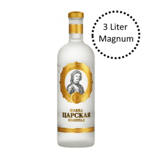 Imperial Collection Gold Magnum vodka
