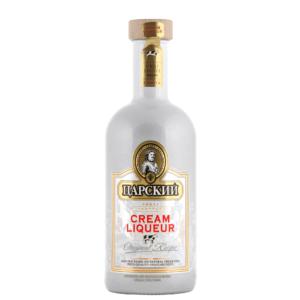 Tsarskiy Cream Liqueur - Imperial Gold Cream Liqueur